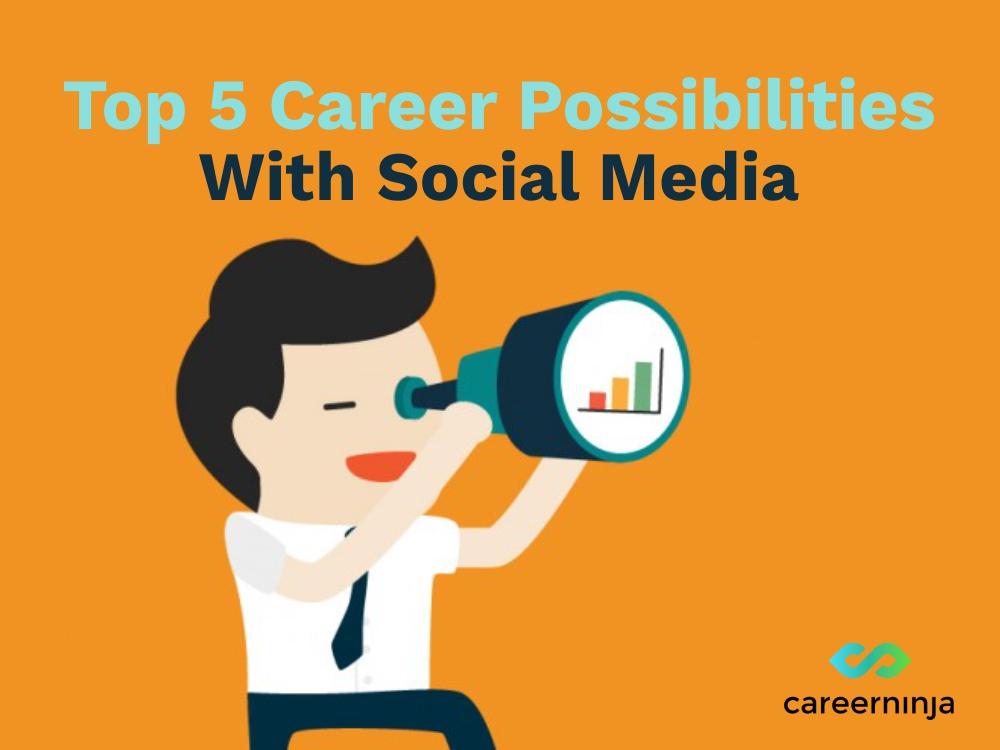 social media, career